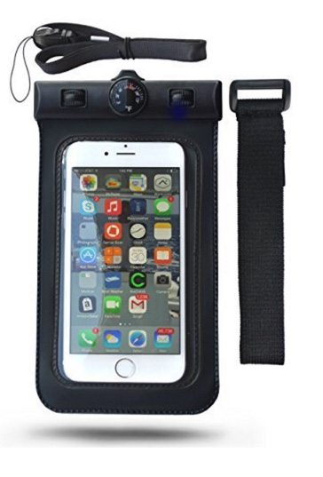 What's the best smartphone case for the beach?
