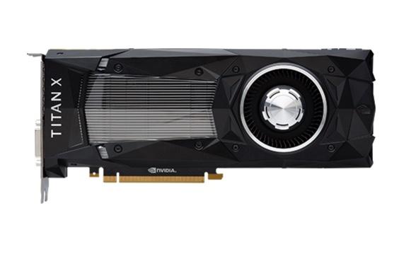 Graphics card - Nvidia Titan X