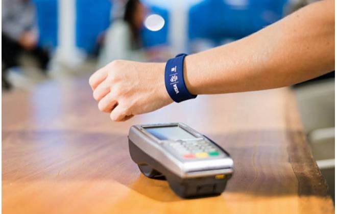 NFC for payments