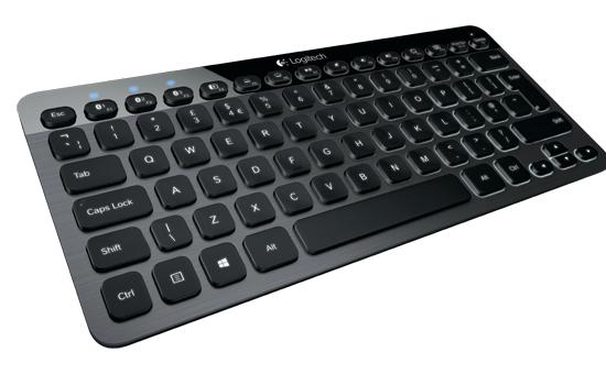 Logitech Bluetooth easy keyboard