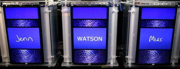 Watson wins at Jeopardy