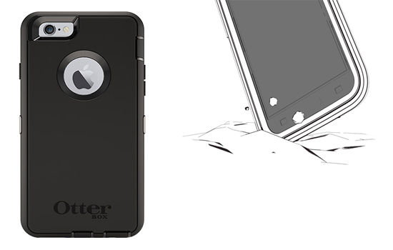 Otterbox iPhone 6/6s Defender series case