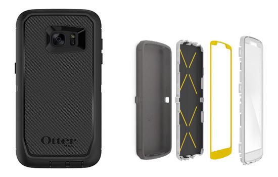 Otterbox Samsung S7 Edge Defender case