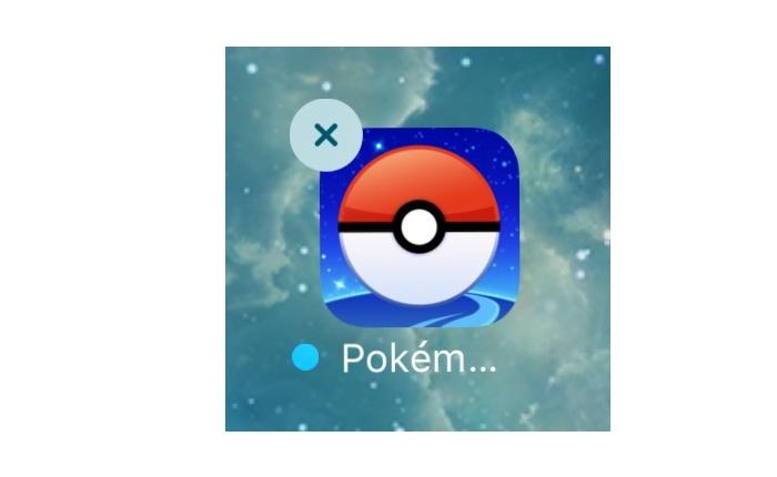 Delete apps