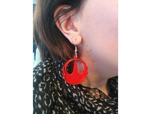 Rogue One earrings