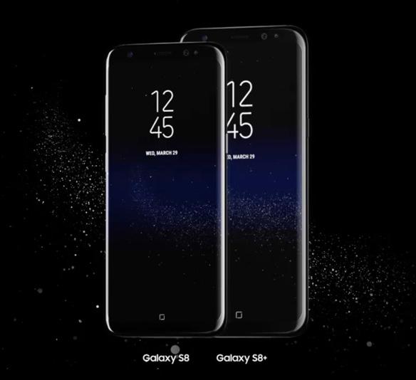 Samsung Galaxy S8/S8 Plus