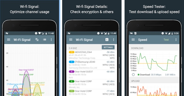 Network Analyzer Pro (Android only)