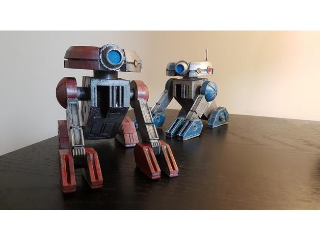Kotor T3 Droid