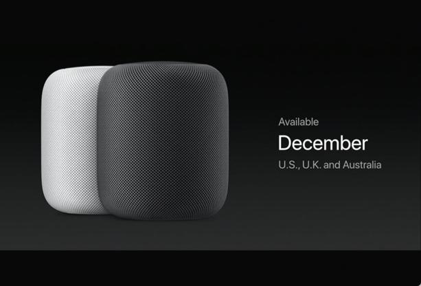 2018: Apple HomePod