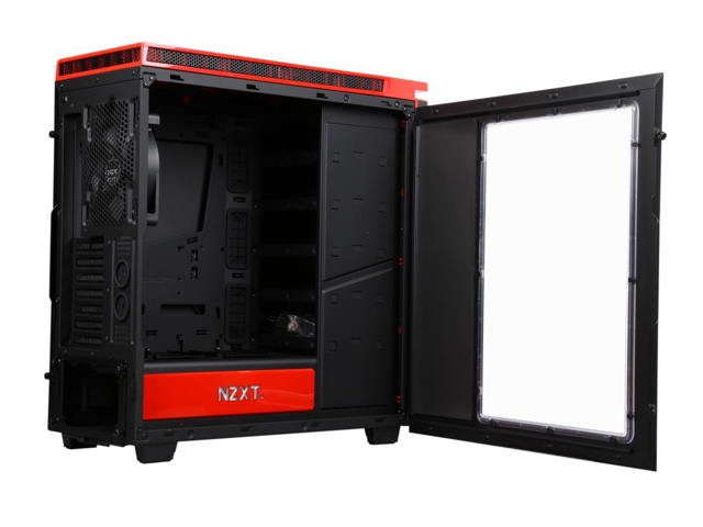 Case: NZXT H440 STEEL Mid Tower Case