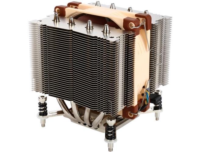 CPU Cooler: Noctua NH-D9DX i4 3U 92mm