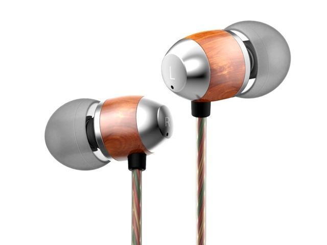 Apie Premium in-ear noise cancelling earbuds with microphone