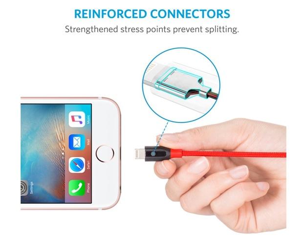 Anker PowerLine+ Lightning cable