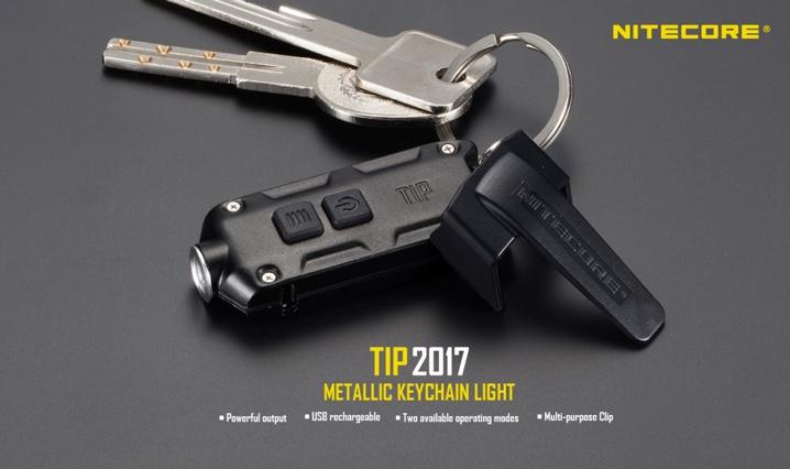 Nitecore TIP 2017
