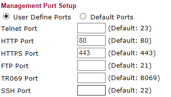 Configure firewall policies
