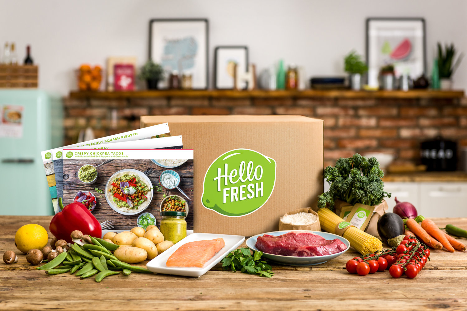 How HelloFresh uses big data to cook up millions of custom meals | ZDNet