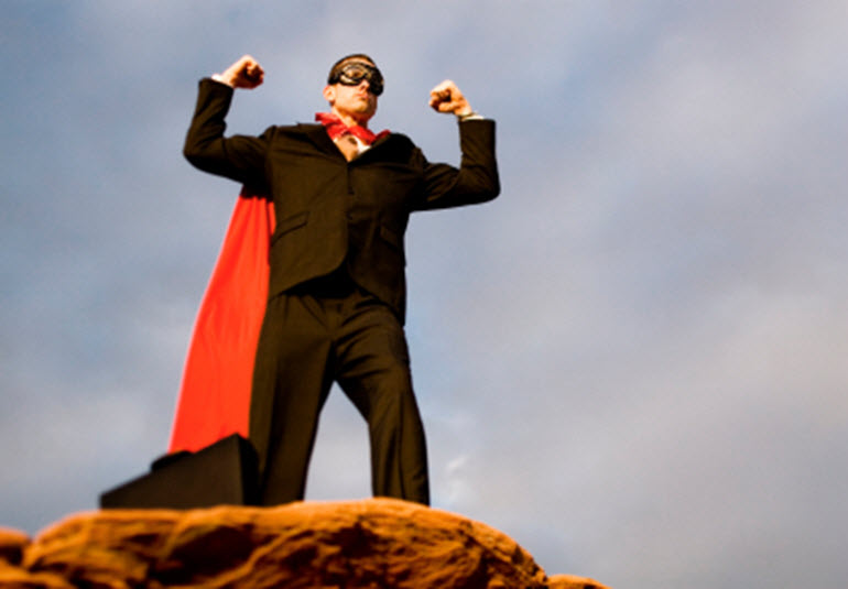 IT heroes Use customer service to build business relationships