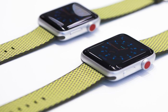 LTE smartwatches