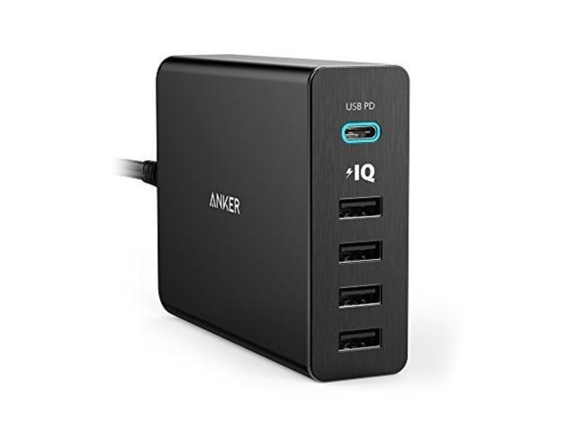 Anker Premium 5-port 60W USB charger
