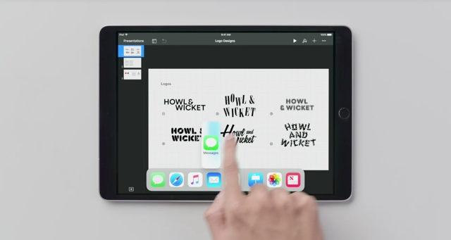 iPad tip: Make use of multi-tasking, split-screen, and drag-and-drop gestures