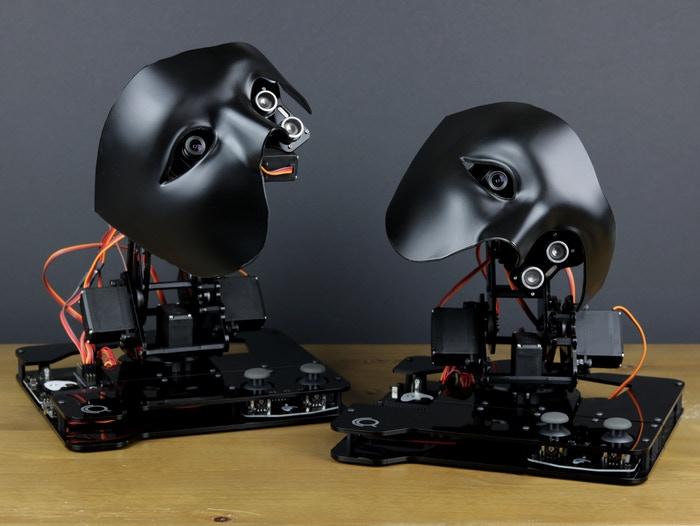 Nova: The DIY Artificial Intelligence Robot