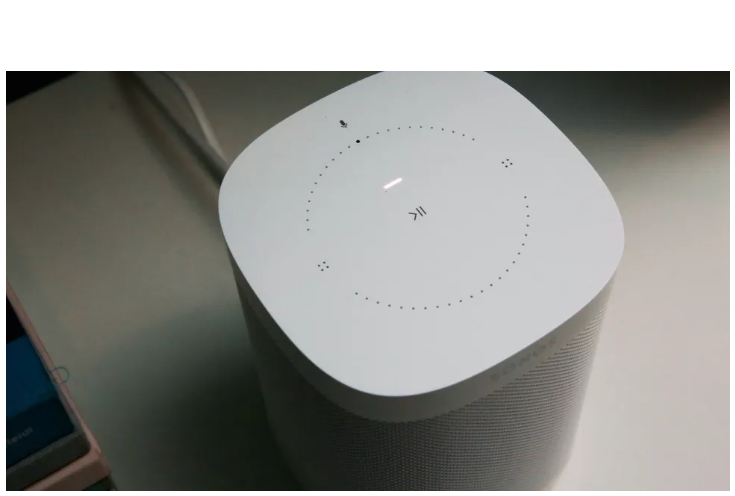 Alexa, Siri and Assistant: Sonos One