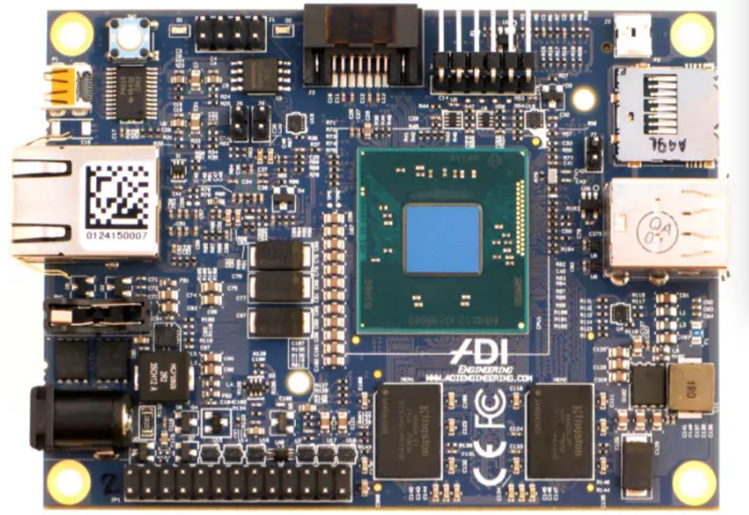 MinnowBoard Turbot Dual Ethernet Quad-Core