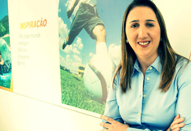 8. Graciela Kumruian, chief operating officer, Netshoes