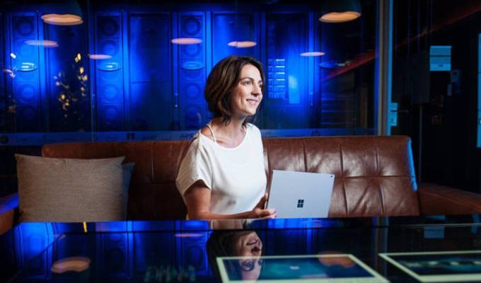 2. Paula Bellizia, chief executive officer, Microsoft Brazil