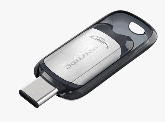 SanDisk Ultra USB-C flash drive