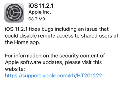 iOS 12 with a focus on performance and stability