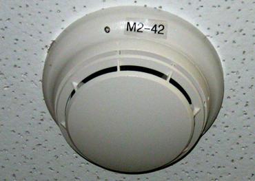 1969: Smoke detectors for home use
