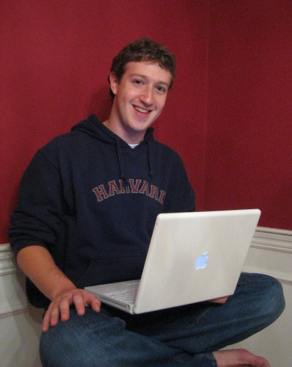 2004: Facebook founded