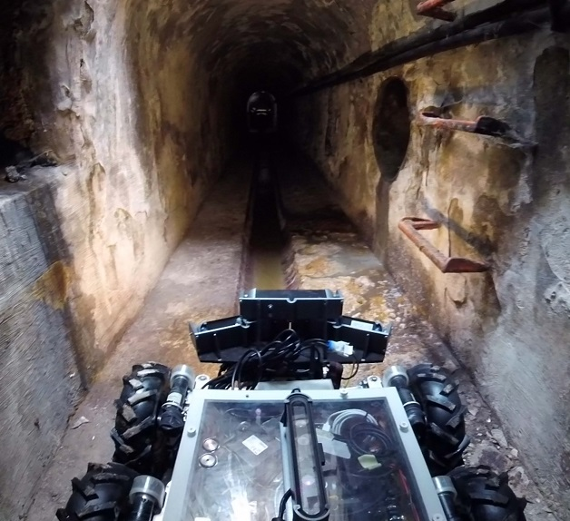 Sewer Inspection Robot