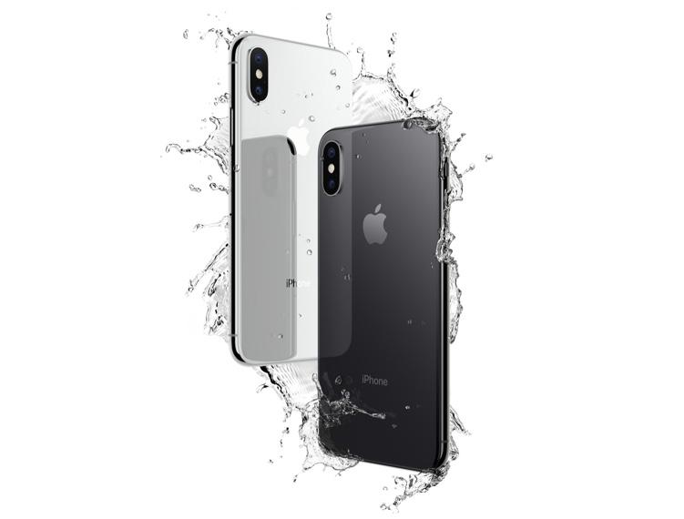 Fully waterproof iPhone