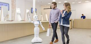 ROUND 20: ROBOT FIRED FROM STORE FOR UTTER INCOMPETENCE