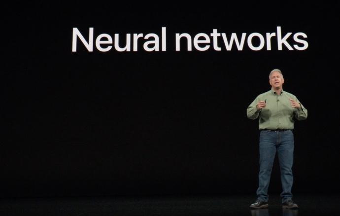 Apple hypes neural networks technology