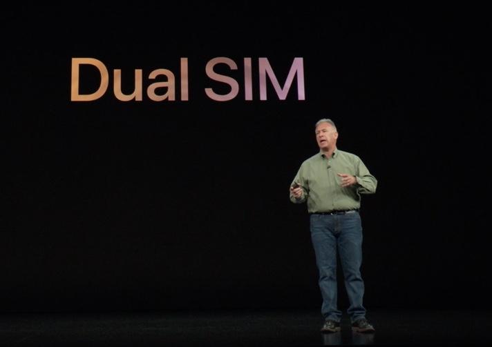 iPhone finally goes dual-SIM