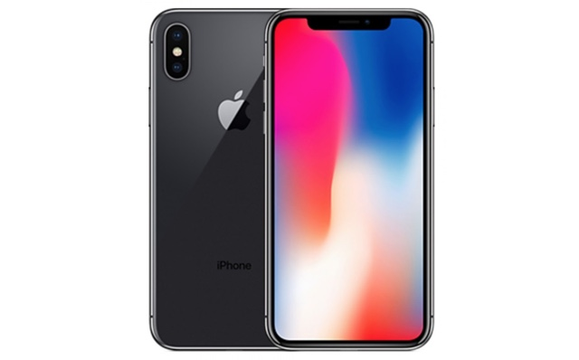 Discontinued: iPhone X