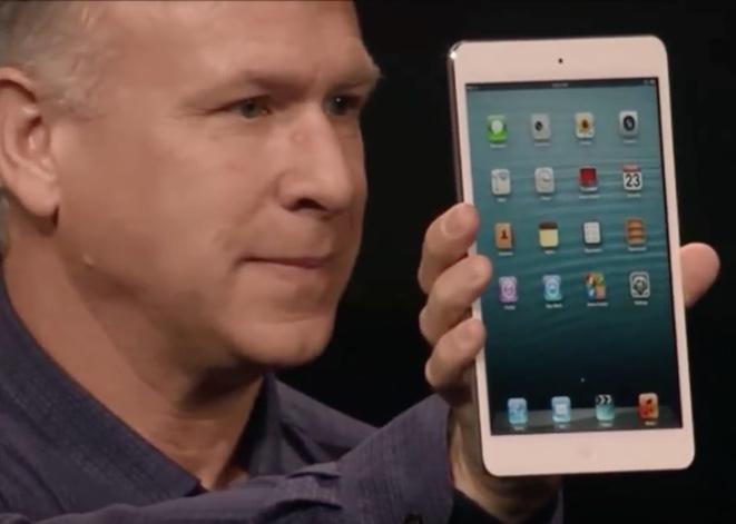 Enter the iPad 4 and the iPad mini