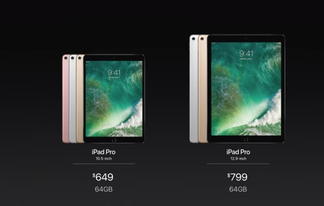 The second-generation iPad Pro