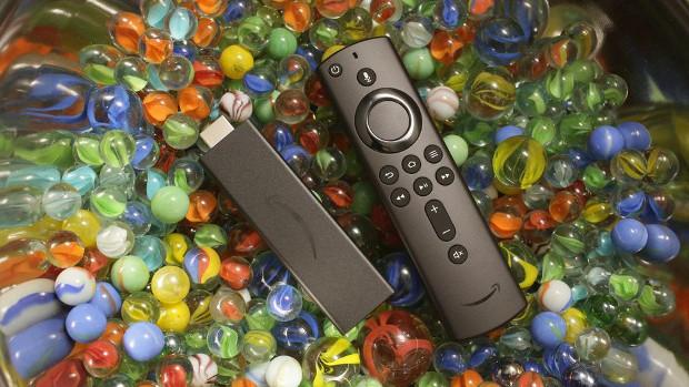 Amazon Fire TV Stick with Alexa Voice