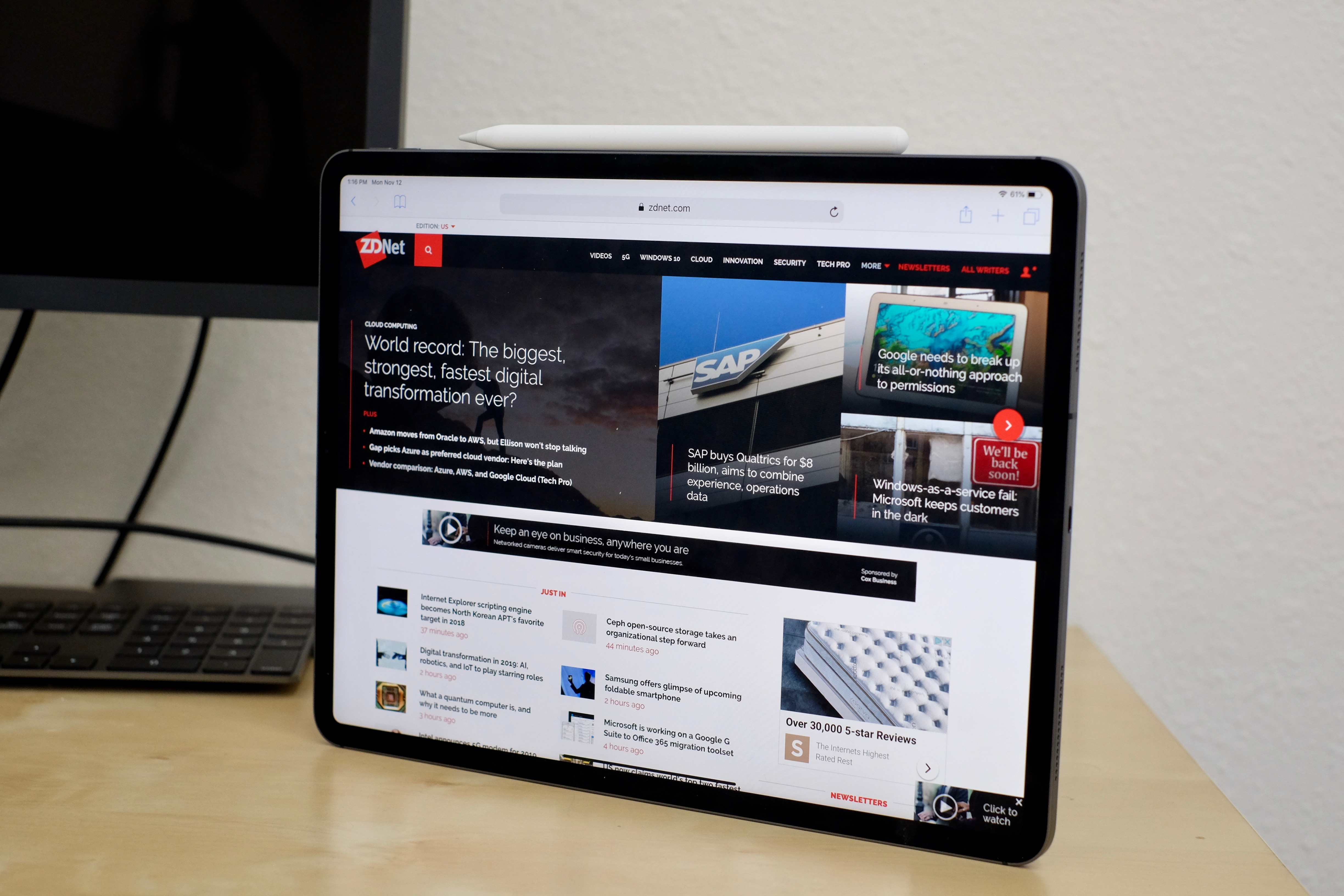 ipad pro 2018 review the best tablet ever is still stuck in computer limbo review zdnet