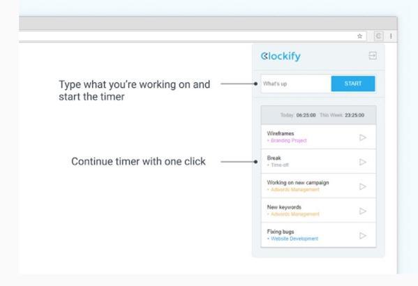 Clockify Time Tracker