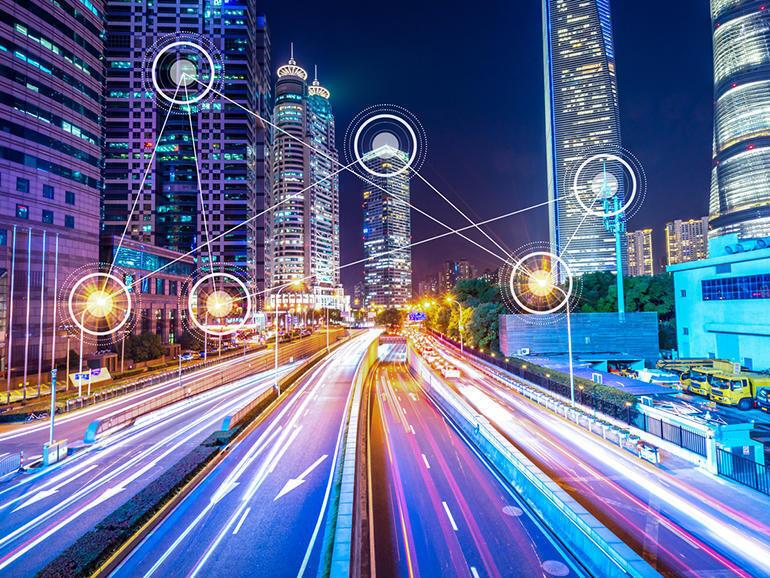 smart city in urban