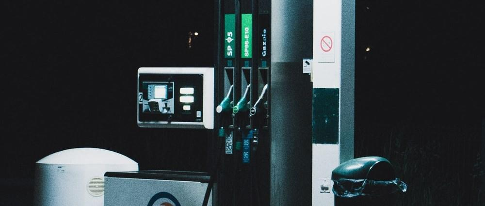 Gas pump fuel
