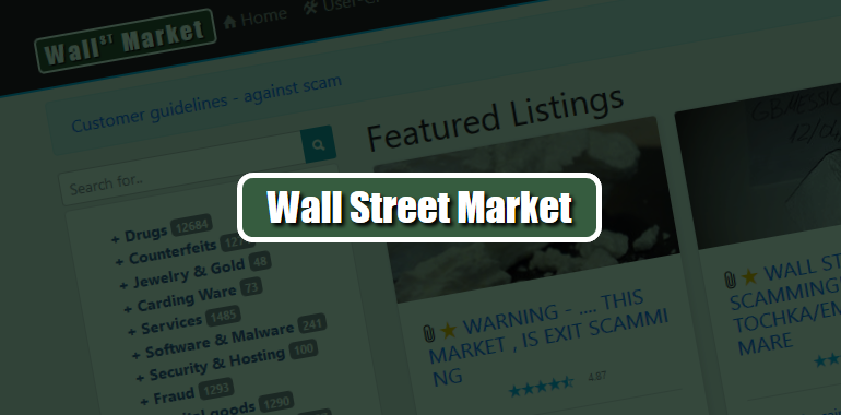 Wall Street Market logo