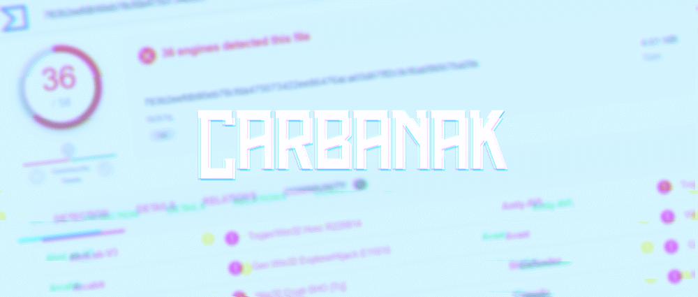 Carbanak FIN7
