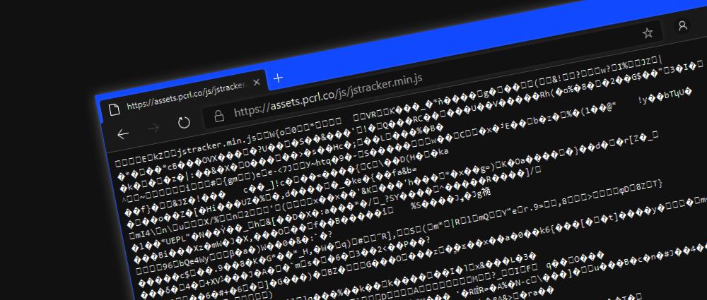 Hacked code