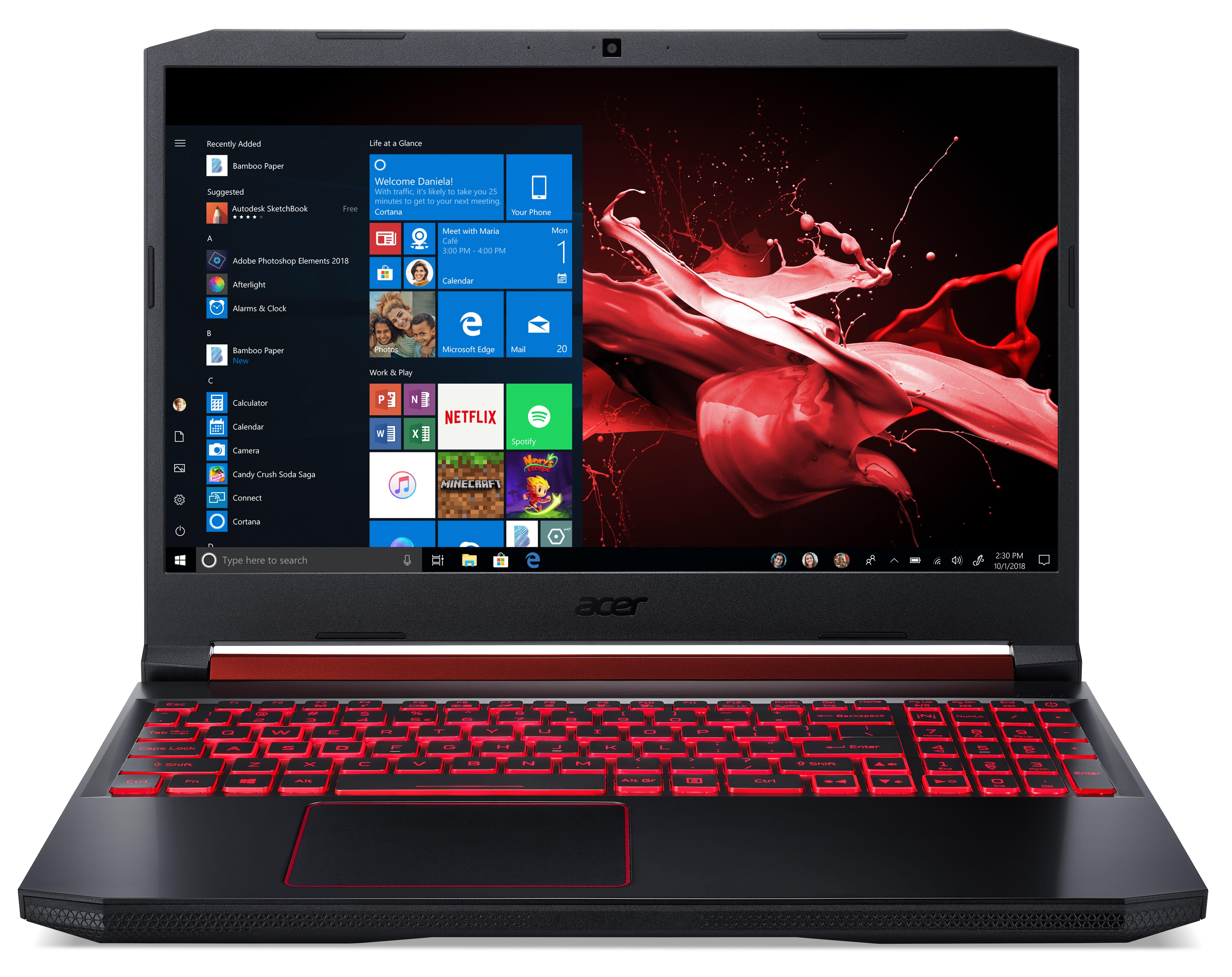 Acer Intros Nitro 5 Gaming Laptop Swift 3 Thin And Light With 2nd Generation Amd Ryzen Processors Zdnet